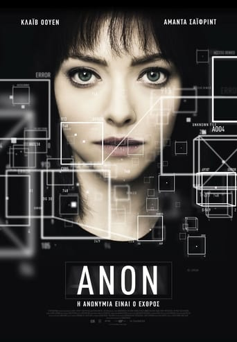 Poster of Anon