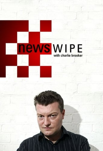 Poster of Newswipe with Charlie Brooker