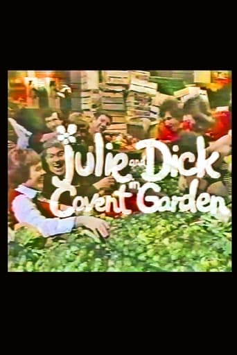 Poster of Julie and Dick at Covent Garden