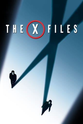 Poster of The X Files: I Want to Believe
