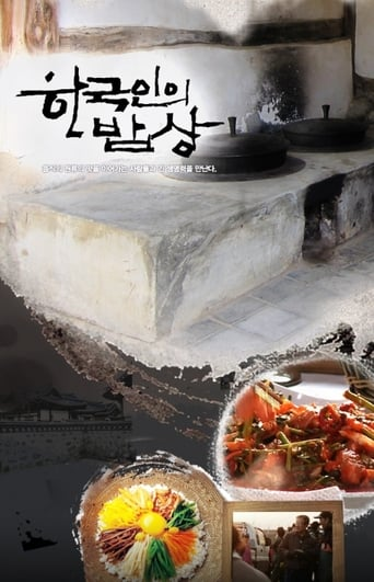 Watch 한국인의 밥상 full movie online 1337x