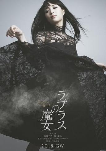 映画『ラプラスの魔女』のポスター