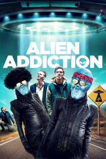 Poster Alien Addiction