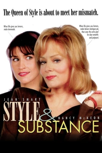 Poster of Style & Substance