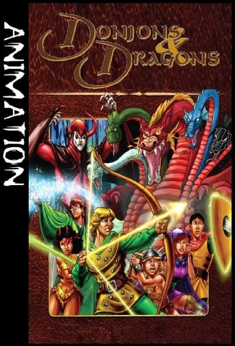 Poster of Dungeons & Dragons
