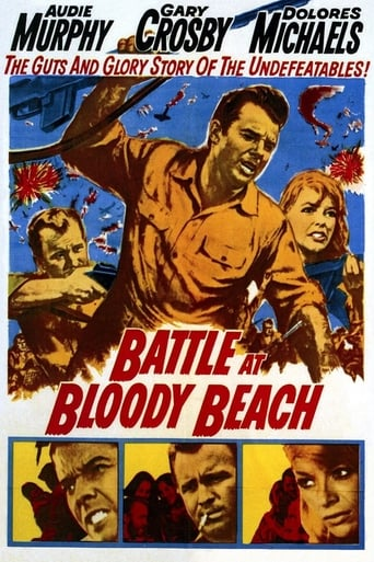 Poster of La bataille de Bloody Beach