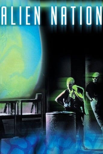 Poster of Alien Nation