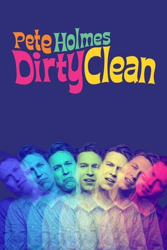 Poster of Pete Holmes: Dirty Clean