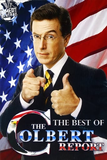 Poster of The Best of The Colbert Report