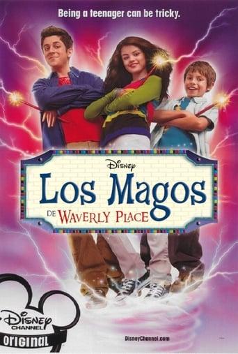 Poster of Los magos de Waverly Place
