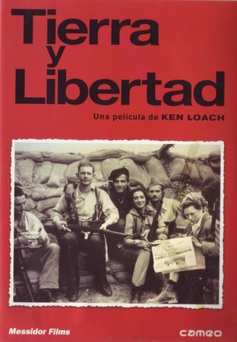 Poster of Tierra y libertad