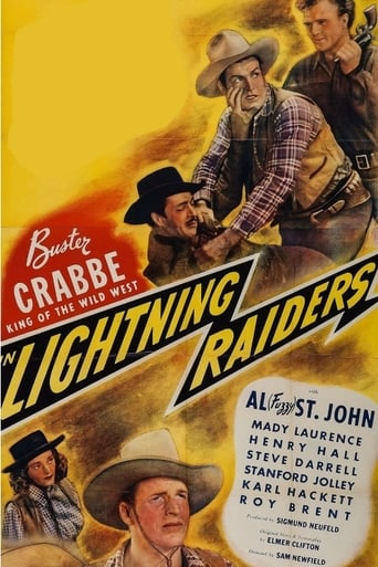 Poster of Lightning Raiders