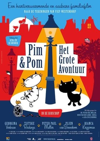 Poster of Pim & Pom: The Big Adventure