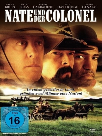Poster of Nate and the Colonel
