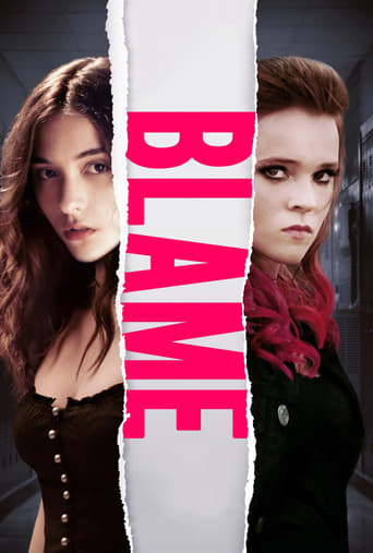 Poster of Blame fragman