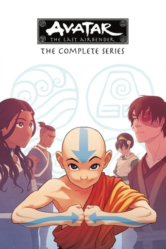Poster of Avatar: The Last Airbender