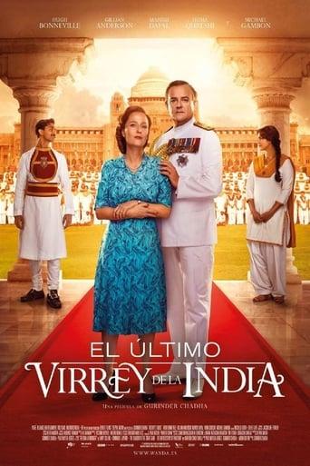 Poster of El último virrey de la India