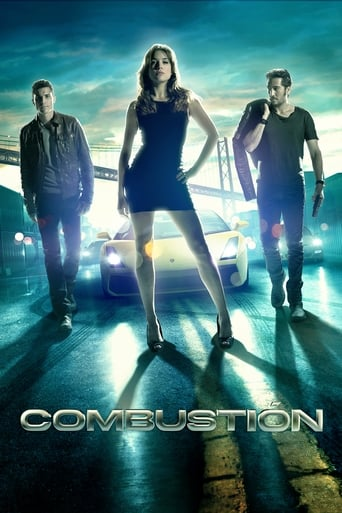 Poster of Combustion