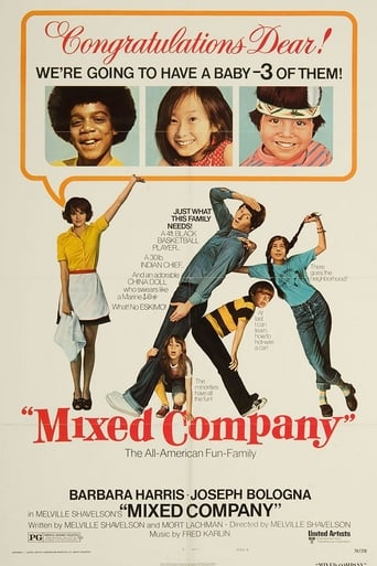 Poster of Mixed Company