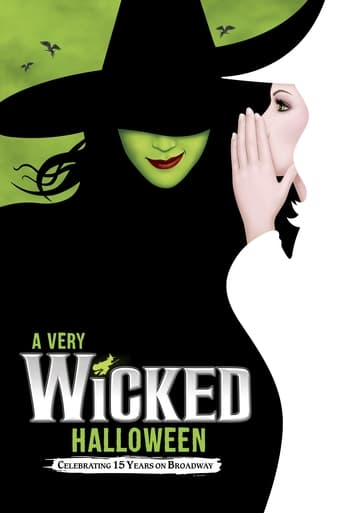 Poster of A Very Wicked Halloween: Celebrating 15 Years on Broadway