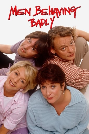 Poster of Men Behaving Badly