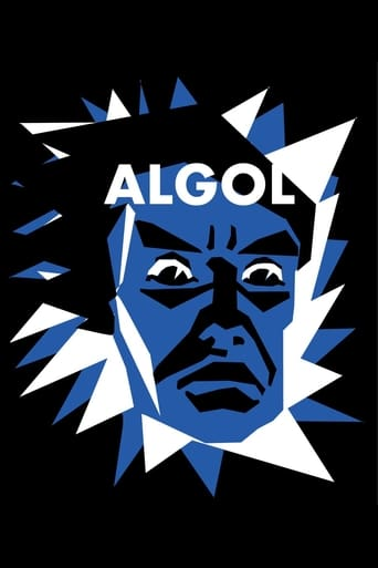 Poster of Algol: Tragedy of Power