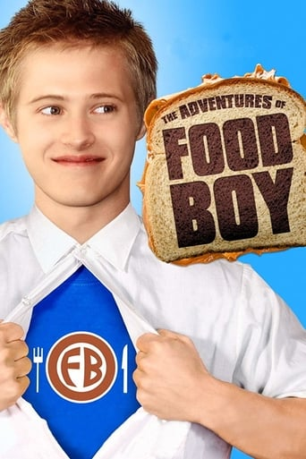 Poster of Las aventuras de Food Boy