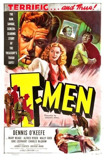 Poster of T-Men