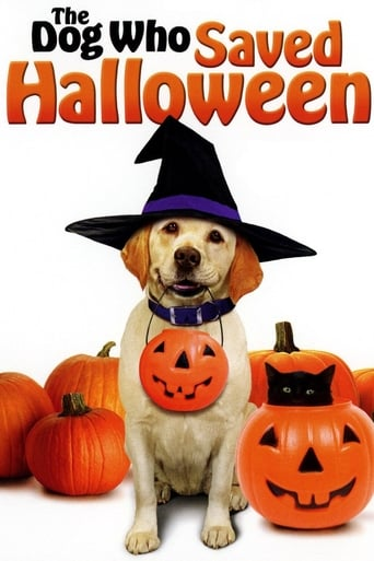 Poster of The Dog Who Saved Halloween