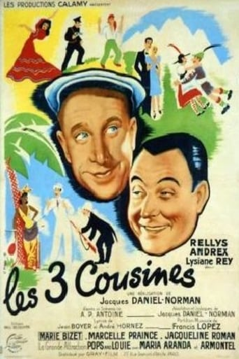 Watch Les trois cousines Free Movie Online
