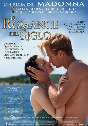 Poster of Wallis y Eduardo: El romance del siglo