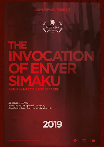 The Invocation of Enver Simaku Movie Poster