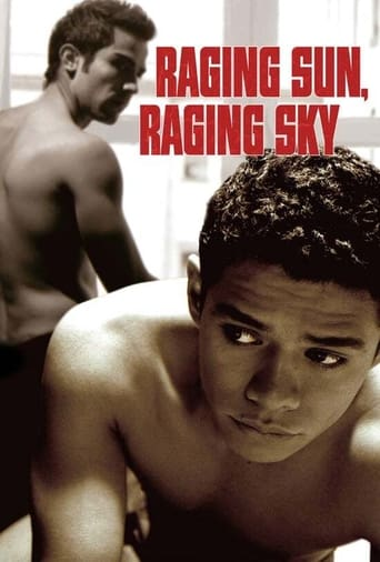 Poster of Raging Sun, Raging Sky