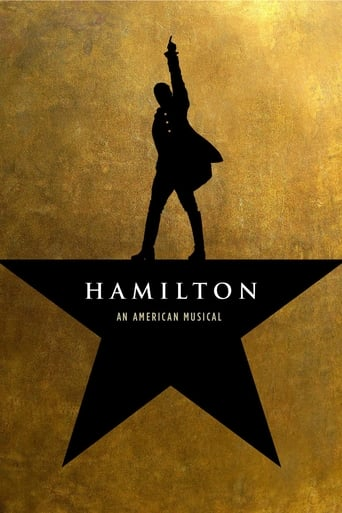 Poster of Hamilton: An American Musical