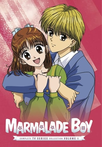 Poster of Marmalade Boy