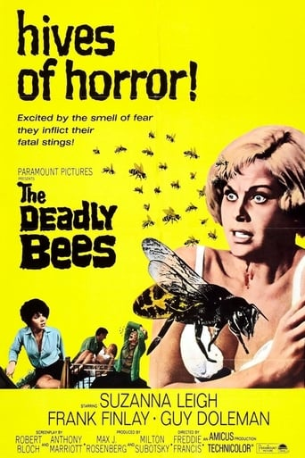 Poster of The Deadly Bees