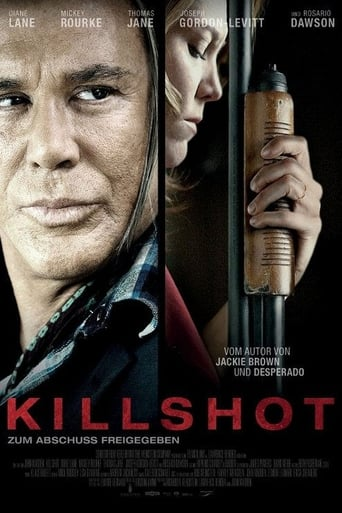 Killshot - Gnadenlose Jagd