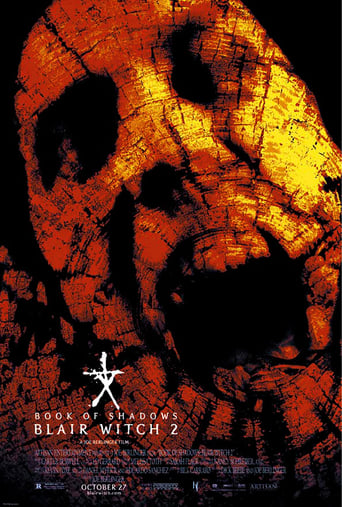 Poster of Book of Shadows: Blair Witch 2