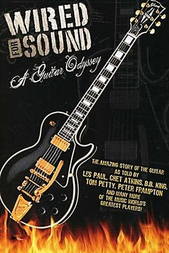 Poster of Wired for Sound: A Guitar Odyssey