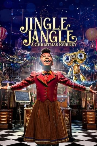 Watch Jingle Jangle: A Christmas Journey Online