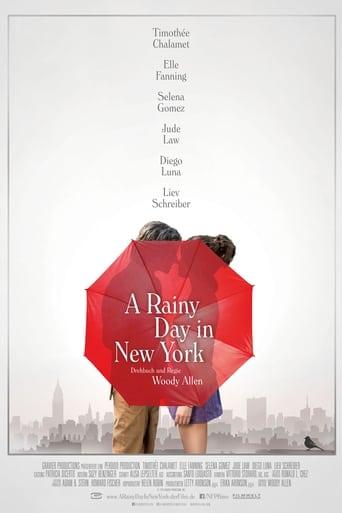 A Rainy Day in New York - Komödie / 2019 / ab 0 Jahre