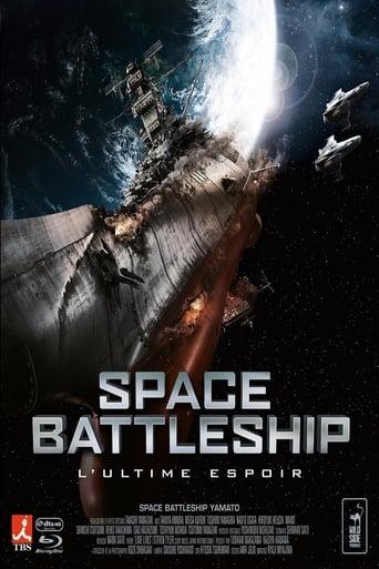 Poster of Space Battleship, L'ultime Espoir