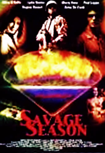 Poster of Savage Season