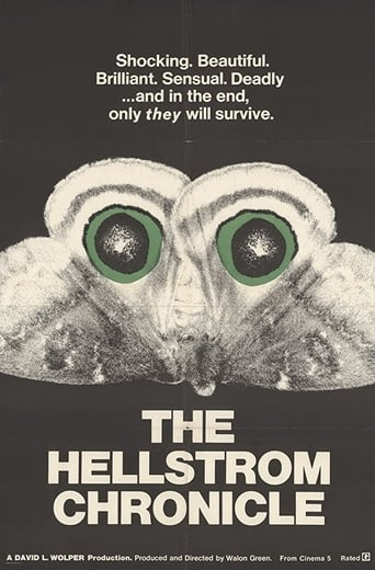 Poster of The Hellstrom Chronicle