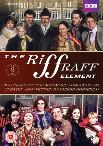 The Riff Raff Element Movie Poster