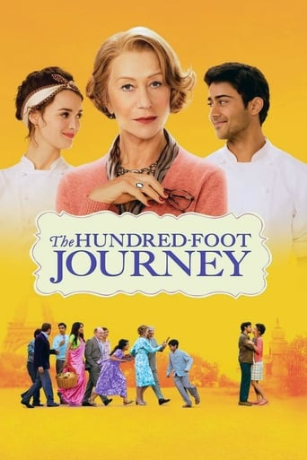 Poster of The Hundred-Foot Journey