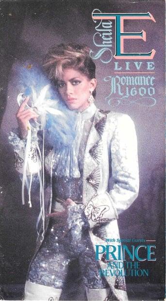 Poster of Sheila E.: Live Romance 1600