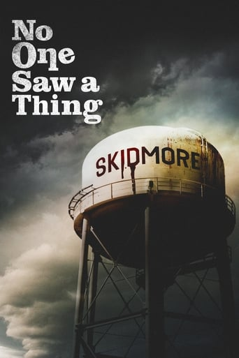 No One Saw a Thing Poster