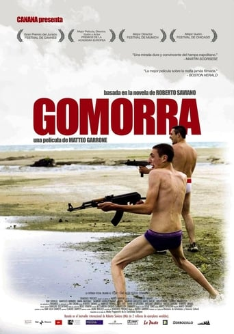 voir film Gomorra streaming vf