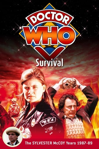 Poster of Doctor Who: Survival